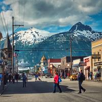 Skagway-Downtown